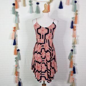 T-Bags Asymmetrical Dress